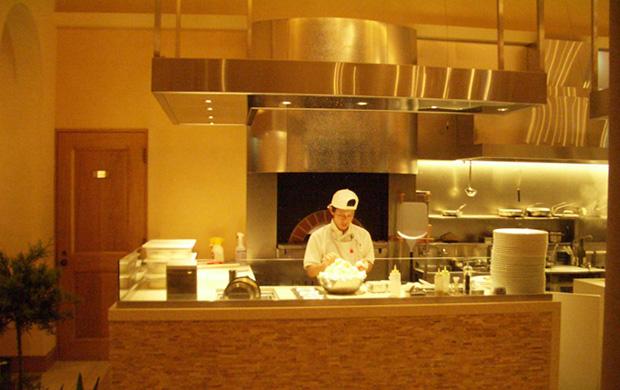La cucina HANA, CHIBA