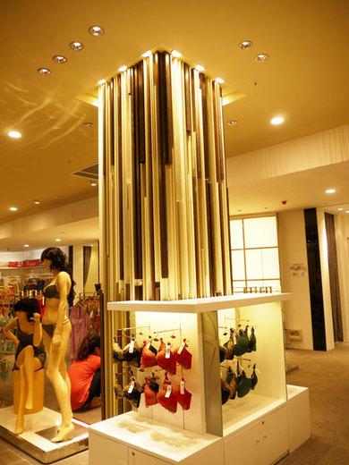 China Nanjing 虹悦城 Lingerie Shop