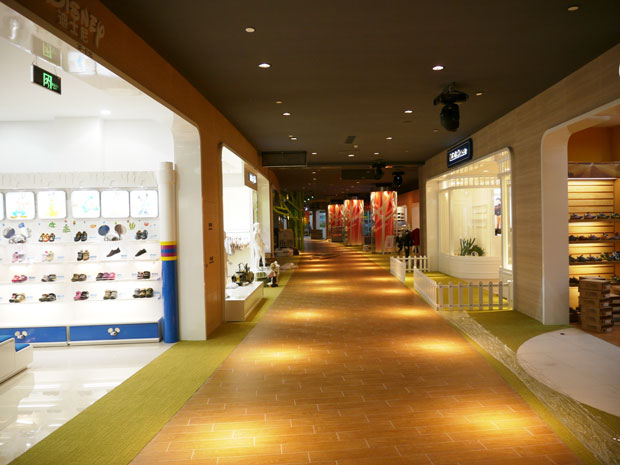 WONDERCITY SC KIDS FLOOR SHANGHAI 虹悦城