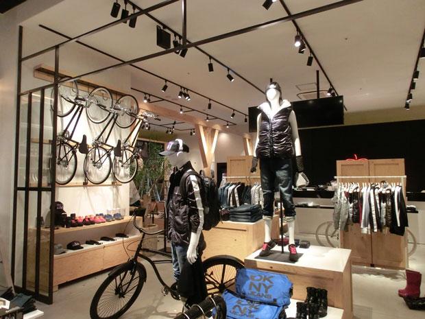 DKNY, Shonan terras mall