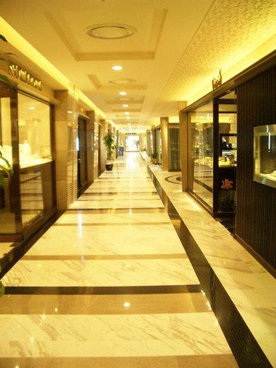 LOTTE HOTEL Shoppingmall , Seoul Korea
