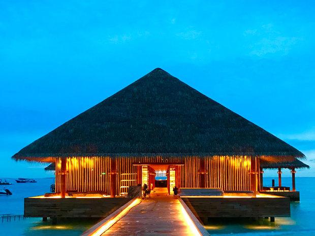 Maldives joali saoke